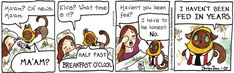 Breaking Cat News by Georgia Dunn for Jan 30, 2018 | Read Comic Strips at GoComics.com