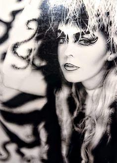 Danielle Dax, Women Of Rock, Metal Girl, Goth, Punk, Music, Bands, Makeup, Girls