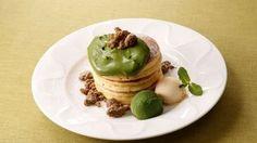 深緑が美しい宇治抹茶のデザートがデニーズから抹茶パンケーキやティラミスなど