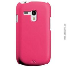 Case Mate Samsung Galaxy S3 Mini Barely There with Liner Case Lipstick Pink - CM024955