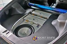 เครื่องเสียงรถยนต์ Rocket Extreme > Nissan Fairlady Z [ Rocket Sound ]