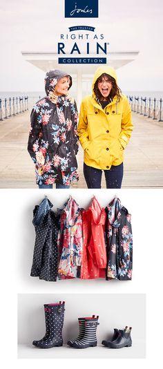 9bc4d06c4 Right as Rain. Be prepared with super-stylish waterproof rainwear. Choose  from raincoats