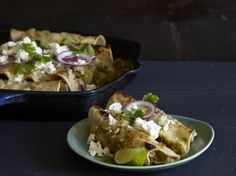 Artichoke Enchiladas From 'Feast'