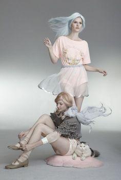 Sretsis SS2011 campaign