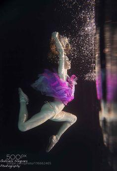 Balerina by GabrielaSlegrovaSolms #nature #photooftheday #amazing #picoftheday #sea #underwater