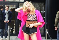 Balenciaga S/S 2012 pin up shorts