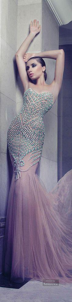 "Charbel Karam ""Midnight lust"", 2015 collection.- #LadyLuxuryDesigns"