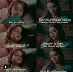 Will there really be a stiles father and lydia mother in season 6?