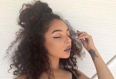 Image de eyeliner, girl, and tumblr