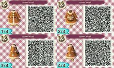 ACNL-Coat with backpack