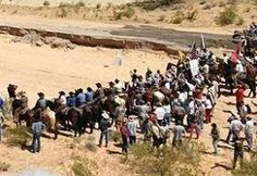 The People vs. BLM: Liberty defeats govt. tyranny as feds release all cattle at Bundy Ranch NOTE: God Bless all of those that are supporting the Bundys.  This is the country that I remember.