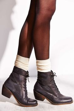 Sixtyseven Felicity Lace-Up Ankle Boot - Urban Outfitters