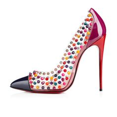 CHRISTIAN LOUBOUTIN How cool are these babies???