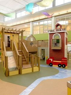 First View: Ladue Early Childhood Center