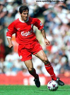 #KarlHeinzReidle ~ Liverpool FC  #LFC