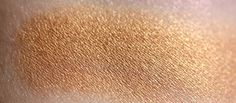 Beni Durrer - Eye shadow Gold Swatch
