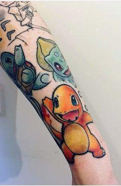 36 tatouages qui vont faire rêver les plus geeks d'entre vous
