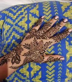 Rose Mehndi Designs, Khafif Mehndi Design, Finger Henna Designs, Bridal Henna Designs, Mehndi Design Pictures, Dulhan Mehndi Designs, Unique Mehndi Designs, Mehndi Designs For Fingers, Beautiful Mehndi Design