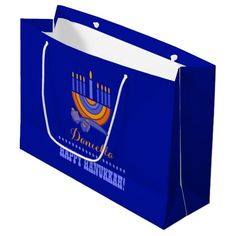 Custom Name Hanukkah / Chanukah Gift Bags