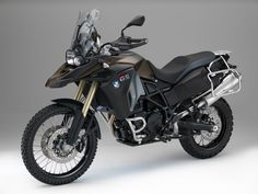 Novidades BMW Motorrad 2015 - F 800 GS Adventure