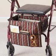 Wheelchairs & Accessories - Rollator Organizer