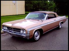 1963 Oldsmobile Starfire Convertible  394/345 HP, Automatic