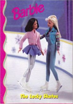 Barbie: The Lucky Skates (Barbie Books): Jacqueline A. And Jensen, Patsy Ball: 9780717288274: Amazon.com: Books