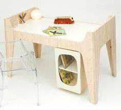 Kid's furniture by Castor & Chouca