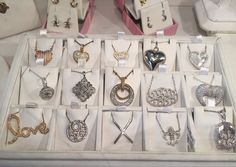 Accent pieces - necklaces for any look