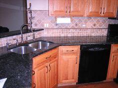 blue pearl granite countertop photos   Blue Pearl Granite Countertops (2513), Blue Pearl, Libertyville ...