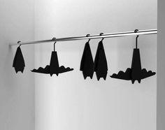 Bat hanger