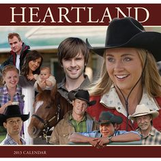 Heartland Wall Calendar: The television series Heartland and the stories it tells continue to find their way into people's hearts and homes. The show is an engaging family drama that features a strong cast of characters and captivating stories that balance drama, comedy, adventure and romance. $13.99 http://calendars.com/Drama-TV/Heartland-2013-Wall-Calendar/prod201300000222/?categoryId=cat00066=cat00066#
