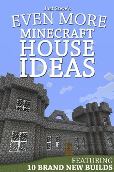 Even More Minecraft House Ideas,