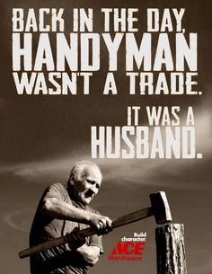 Home - King's Ace Hardware Ace Hardware Store, Ad Libs, Great Ads, Ad Art, Creative Advertising, Work Quotes, Copywriting, Back In The Day, Humor