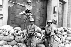 History Wars  Japanese soldiers in Shanghai   1937