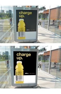 NEED A BOOST? - #OOH #Advertising #Toronto #Busstop http://www.faceadblog.com/en/need-a-boost/