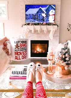 DIY All White Wagon in 5 Easy Steps   Just A Tina Bit Christmas Mugs, Christmas Movies, Amazon Christmas, Christmas Ideas, Christmas Decor, Raised Kitchen Island, Wall Entertainment Center, Ikea Billy Bookcase Hack, Small Condo