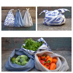 Tutorial for making an Azuma Bento Bag | Kiki Ramone. one piece of fabric and a sewing machine.