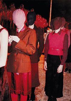Maison Martin Margiela, 1995, Photography by Anders Edström