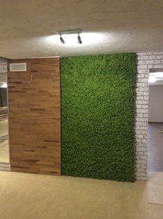 Pin on muros verdes Pin on muros verdes Estilo Interior, Spa Interior, Cafe Interior, Office Interior Design, Office Interiors, Interior Decorating, Outdoor Restaurant Patio, Moss Wall Art, Vertical Garden Wall