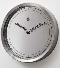The Mr. Jones 'The Accurate Clock' Will not Deceive You #design #Creativity trendhunter.com