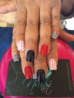 Vintage Ideas Look Over This 47 Gorgeous Vintage Inspired Nail Art Ideas 2017 The post 47 Gorgeous Vintage Inspired Nail Art Ideas appeared first on Nails . Fabulous Nails, Gorgeous Nails, Finger, Red Nail Art, Uñas Fashion, Manicure E Pedicure, Get Nails, Bling Nails, Creative Nails
