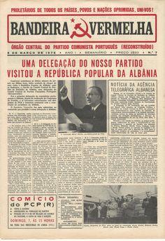 BANDEIRA VERMELHA – 1976 | EPHEMERA