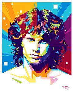 .:Jim Morrison:. by gilar666.deviantart.com on @deviantART