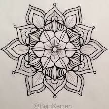 mandala lotus tattoo - Google zoeken