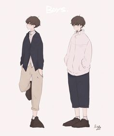 - - Please visit our website to support us! Boy Illustration, Illustrations, Character Inspiration, Character Art, Character Design, Pretty Art, Cute Art, Manga Art, Anime Art