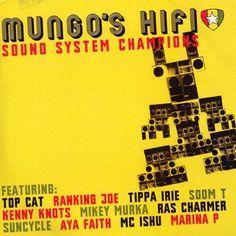Mungos Hi Fi / Sound System Champions おっとついにレゲエ買いました。 といってもまだまだ耳慣れないですが、LPでも2曲だけツボすぎるナンバーがあったので手を出しましたよ。 少し前のナンバーです。 スコットランド、グラスゴーを拠点とするDJ マンゴズ・ハイファイ(Mungo's Hi Fi)のサウンドシステム。 レゲエ界では有名なアーティストをフィーチャーしてるんですね、こっちは全然わかりませんが、クオリティ高し! その中でも割りとskaよりのナンバーに耳がイッてしまうんです。 まだまだそれ以外のナンバーは耳慣れないですが、 特に Divorce A L'italienne [Feat. Marina P] Did You Really Know [Feat. Soom T] の女性ボーカルがいい! 名曲すぎる。