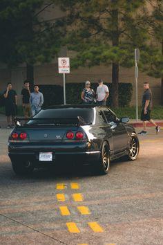 Nissan Skyline Gtr R33, Nissan R33, R33 Gtr, Tuner Cars, Jdm Cars, Street Racing Cars, Japan Cars, Latest Cars, Muscle Cars