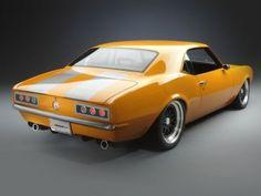 Chevrolet Camaro | American Classic Cars - Pony Car !~ o:)