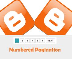 A simple and easy way to add numbered pagination in blogger, Its make your blog attractive and SEO friendly and increase your blog pageviews.